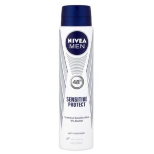 NIVEA MEN Sensitive Protect 48h Anti-Perspirant Deodorant Spray 250ml