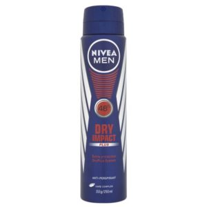 NIVEA MEN Dry Impact Plus 48h Anti-Perspirant 250ml