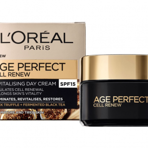 L'Oreal Paris Age Perfect Cell Renew Day Cream SPF 15 50ml