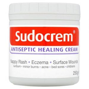 Sudocrem nappy rash cream 250g