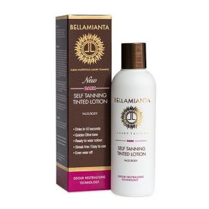 Bellamianta Dark Tanning Lotion (200ml)