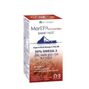 MorEpa Cholesterol Smart Fats – 30 Softgels