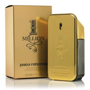 One Million For Him By Paco Rabanne EDT Spray 50ml