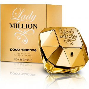 Paco Rabanne Lady Million Eau de Parfum 50ml Spray