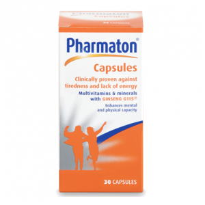 Pharmaton Capsules (30)