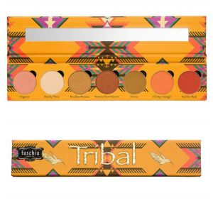 Fuschia Eyeshadow Pallette – Tribal