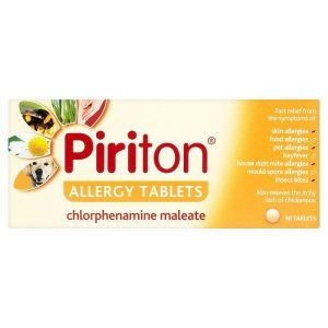 Piriton Allergy Tablets 30pack