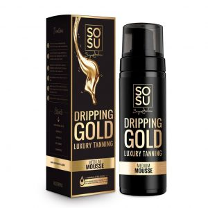 Dripping Gold Luxury Tanning Mousse