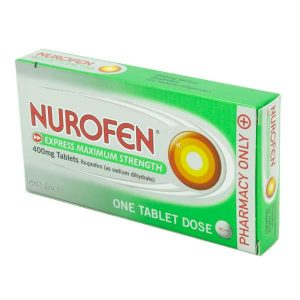 Nurofen Express 400mg Maximum Strength Tablets