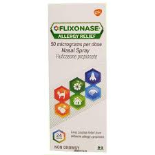 Flixonase Allergy Relief Nasal Spray