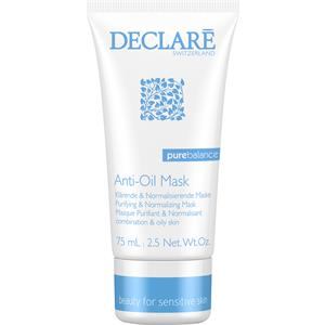 Declare Anti-Oil Mask 75ml