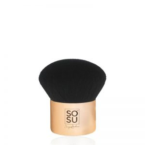 SOSU Dripping Gold Kabuki Brush