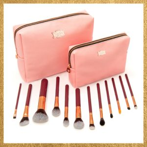 Fuschia Prestige 12 Piece Signature Brush Set