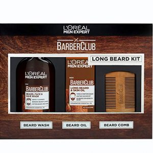 L'Oreal Men Expert Barber Club Long Beard Grooming Kit