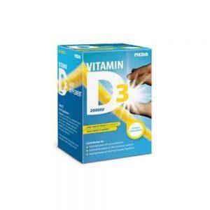Vitamin D3 2000IU (60)