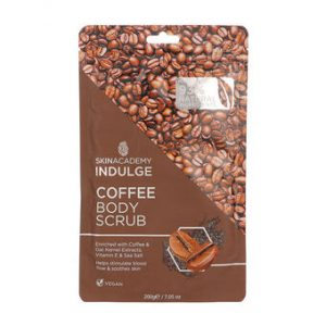 Skin Academy Indulge Coffee Body Scrub 200g