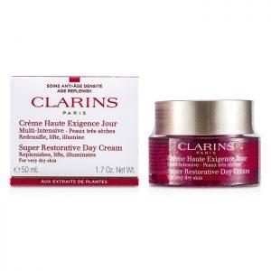 Clarins Super Restorative Day Cream – All Skin Types 50ml