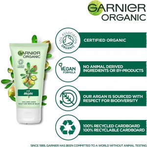 Garnier Organic Argan Multi Use Rescue Balm 50ml