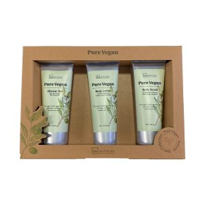 Pure Vegan Bath Set