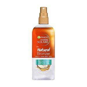 Ambre Solaire Natural Bronzer Self Tan Dry Oil