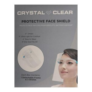 Protective Face Shield 3 Shields