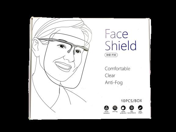 Face Shield Pharmacy Ireland