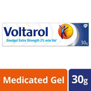 Voltarol Pain Relief Gel Extra Strength 2% Emulgel-30g