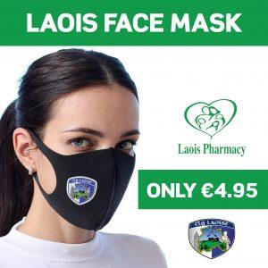 Laois Face Mask