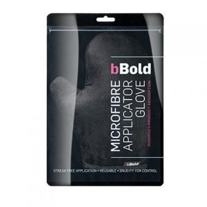 bBold Microfibre Applicator Glove