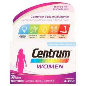 Centrum Women-30 Tablets