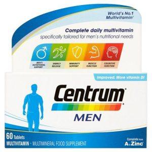Centrum Men-60 Tablets