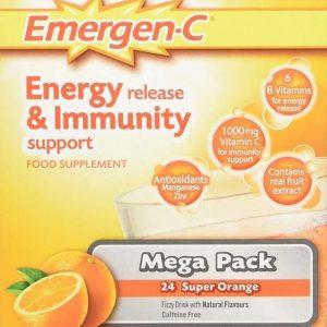 Emergen-C Orange 24 sachets