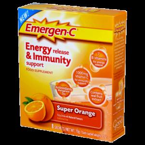 Emergen-C Orange 8 sachets