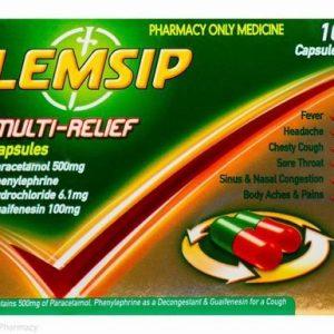 Lemsip Multi Relief Capsules 16s