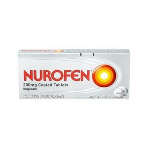 Nurofen 200mg – 12 Coated Tablets