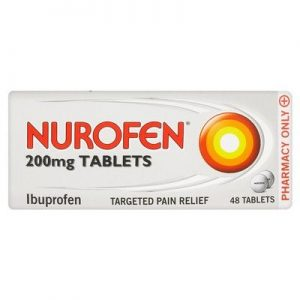 Nurofen 200mg Tablets (48)
