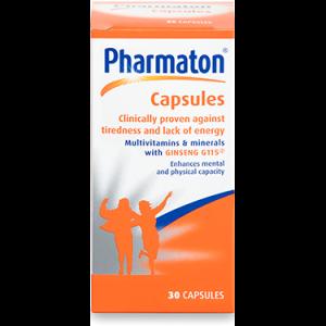 Pharmaton Multivitamin & Mineral Capsules (30)