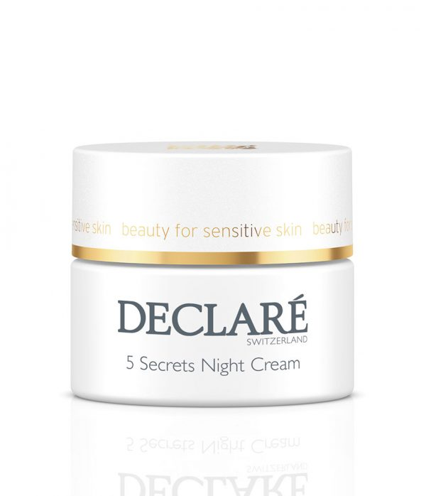 Declare 5 Secrets Night Cream