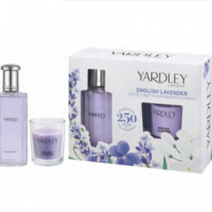 Yardley English Lavender 50ml 2pc  Giftset