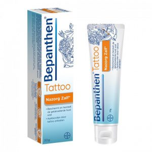 Bepanthen Tattoo Intense Care Ointment 50g