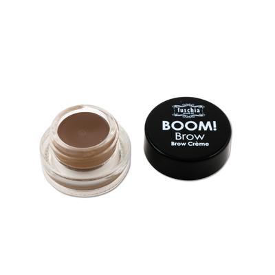 Boom Brow Creme Warm Brown