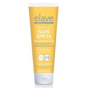 Elave Sensitive Sun Cream with SPF 30 250 ml