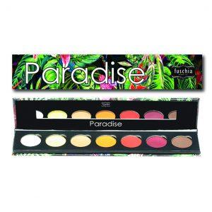 Fuschia Paradise Eyeshadow Palette