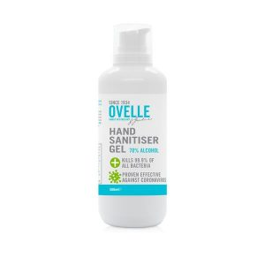 Ovelle 70% Alcohol Hand Sanitiser Gel 500ml