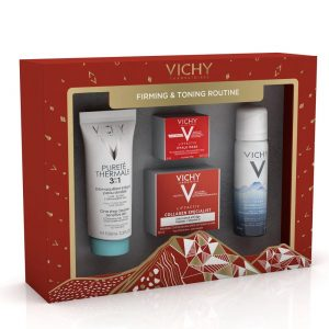 Vichy LiftActiv Collagen Firming & Toning Routine Set