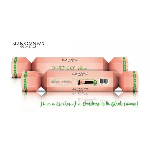 Blank Canvas Christmas Cracker Green