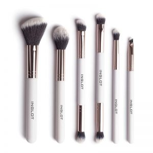 Inglot X Maura Eye Define, Contour & Shine Brush Set