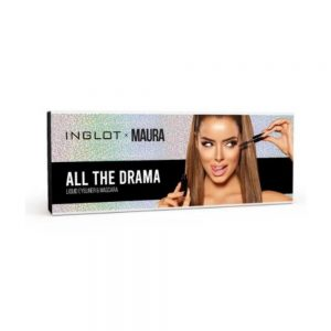 Inglot X Maura All The Drama Eye Set