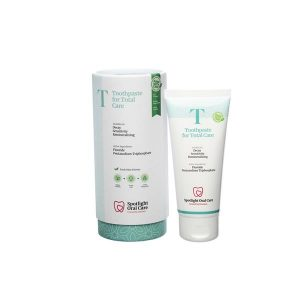 spotlight Oral Care total care toothpaste