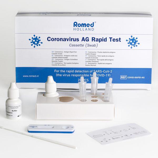Covid-19 Rapid Tests